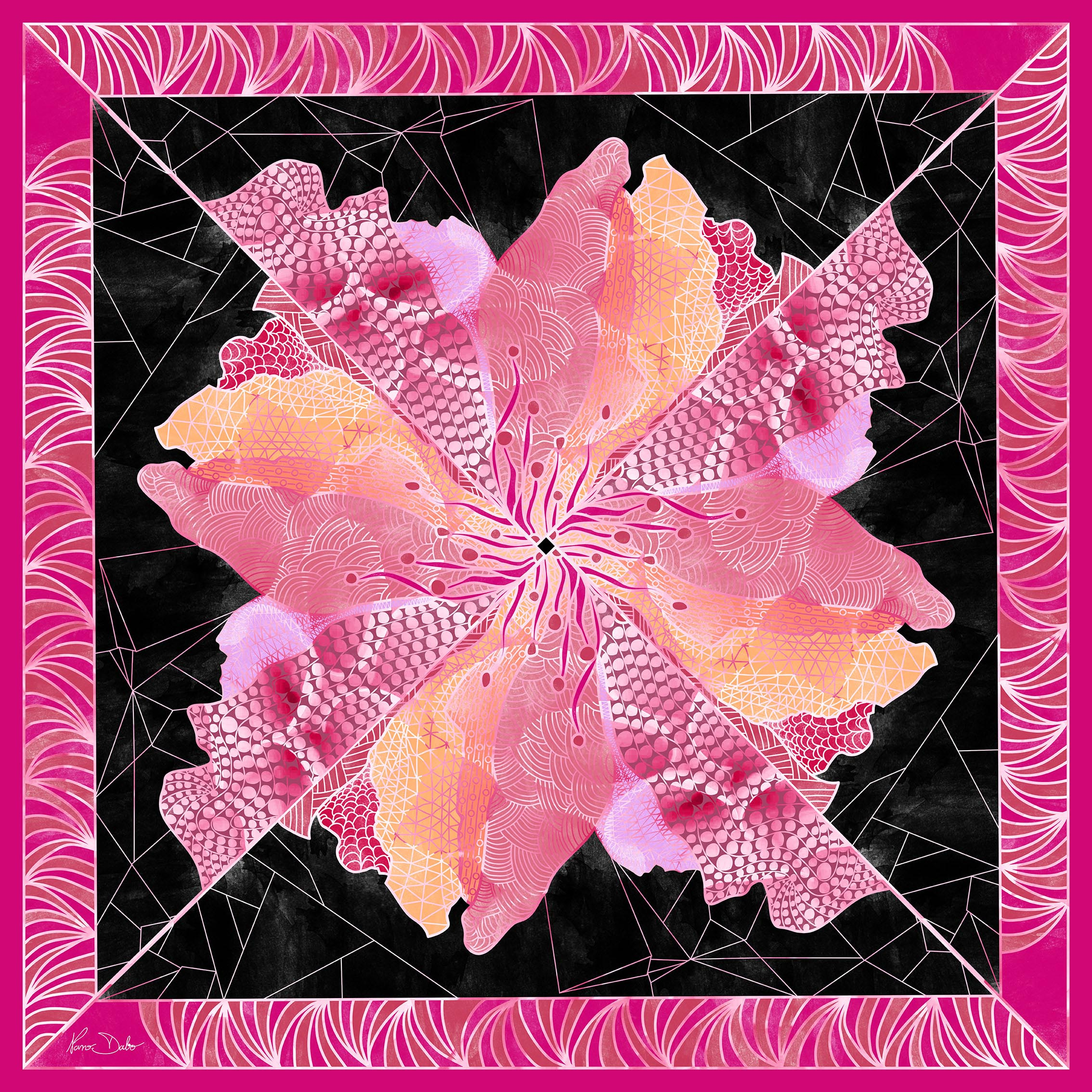 mandala-flower